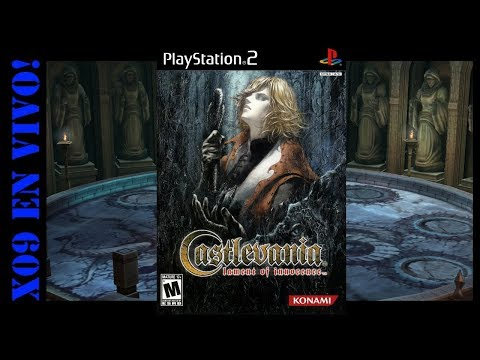 X09 Gameplay Castlevania Lament of Innocence parte 3