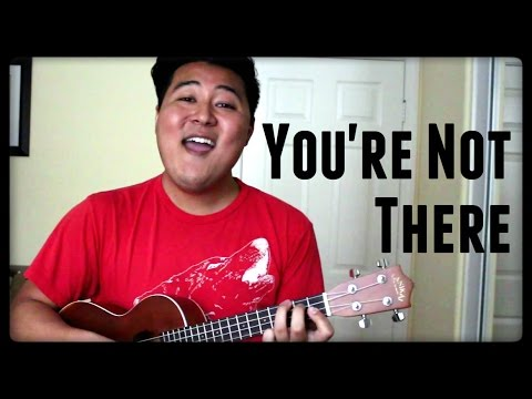 You're Not There | Lukas Graham Ukulele...