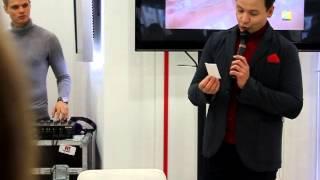 Александр Олешко.Открытие кибермаркета ЮЛМАРТ mp3