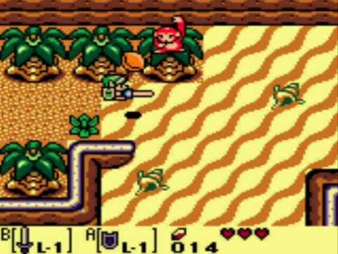 Legend Of Zelda Links Awakening Walkthrough Part 1
