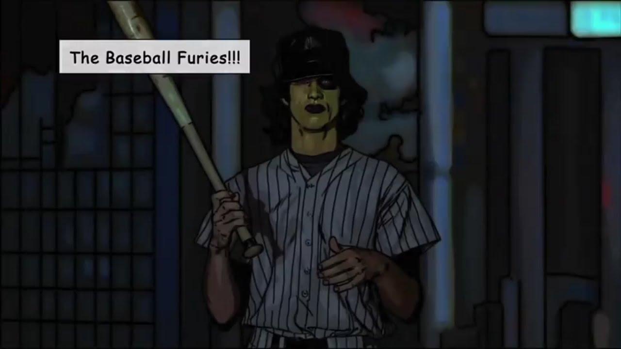 warriors vs baseball furies youtube