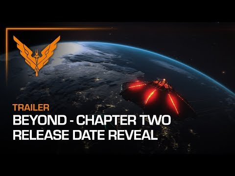 Elite Dangerous: Beyond - Chapter Two | Release Date Announcement [PEGI]