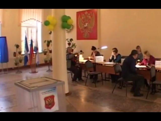 В Иркутской области выбирают губернатора