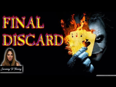 Narcissists Final Discard - How Final Is It?