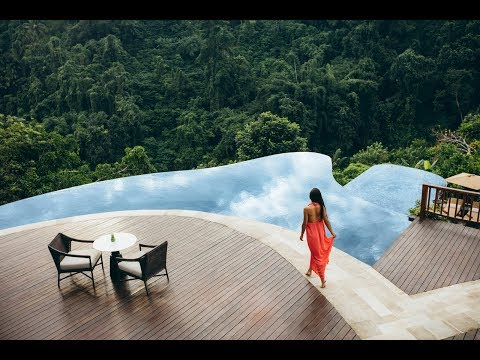 Pools with a View by Travel Channel - featuring Hanging Garden of Bali  Ep 101