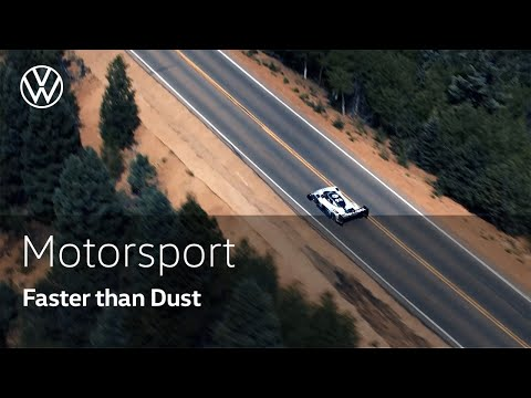 ID.R Pikes Peak, breaking the electric record | Volkswagen