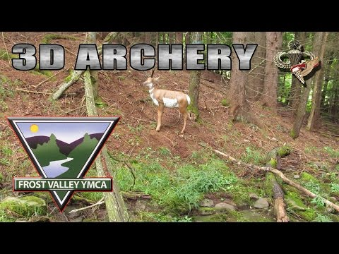 3D Archery - Frost Valley YMCA
