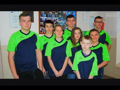Sportowcy z Opactwa - Nasz Powiat (23.04.2018)