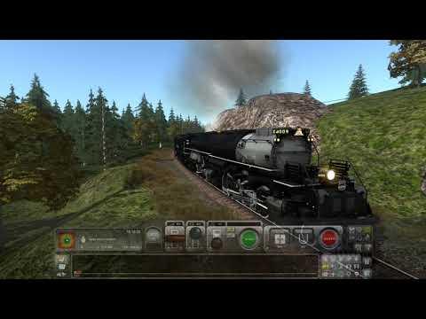 Smokebox UP Big Boy for Train Simulator |
