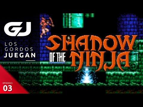 Shadow of the Ninja, Los Gordos Juegan - Parte 3   3 Gordos Bastardos