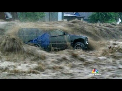 2015 Tropical Storm Erika: Widespread Flooding Reported in Dominica - Signs of Change