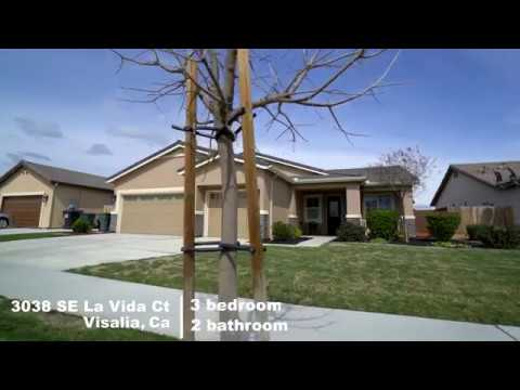 3038 SE La Vida Ct // Visalia, Ca (Home Tour)