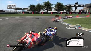 MotoGP 15 - Indianapolis Motor Speedway | USA Gameplay (PC HD) [1080p]