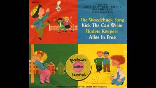 Anne Lloyd & The Sandpipers - The Woodchuck Song / Kick the Can Willie