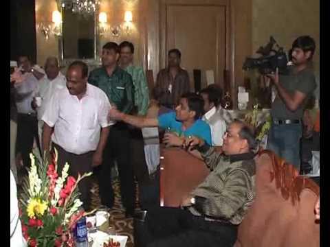 Ye Sham Mastani-Pradeep Srivastava At Hotel Taj,Lucknow