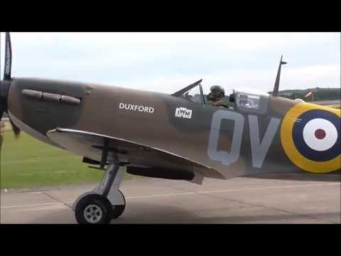 The Greatest British Fighter of World War Two: 6 Supermarine Spitfires Take to the Air