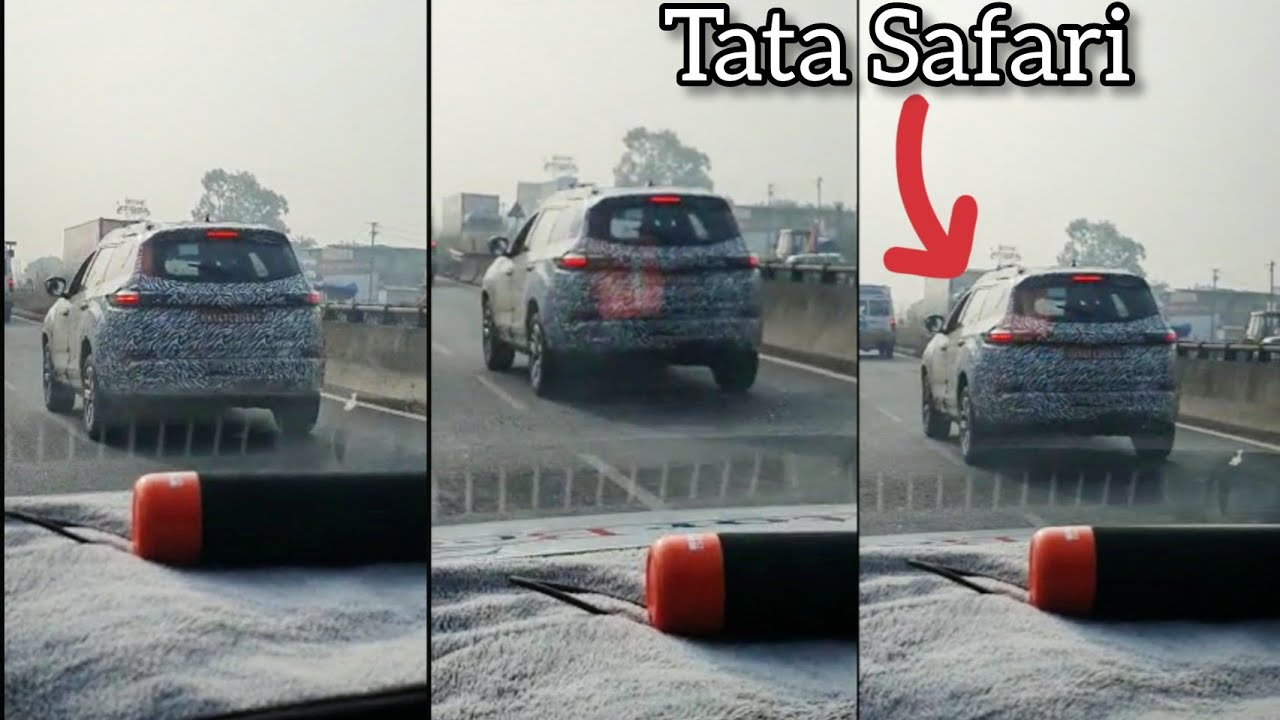 New Tata Safari 2021 | 1956cc
