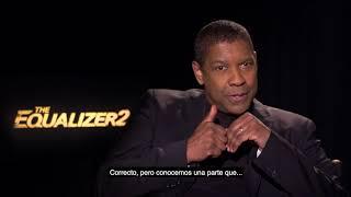'The Equalizer 2': Entrevista Con Denzel Washington, Antoine Fuqua Y Melissa Leo