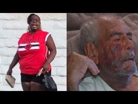 91 Year Old Man Beaten With Brick