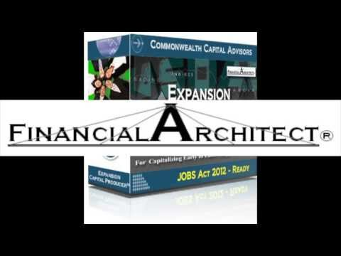 Financial Architect® Expansion Capital Producer™ Product Video