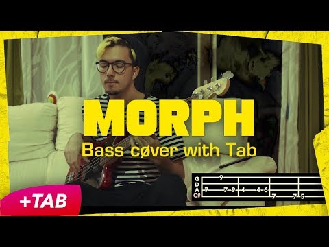 twenty one pilots: Morph (BASS COVER +TAB)