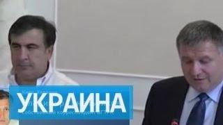 Саакашвили против Авакова и Яценюка: кто кого