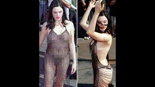 10 actress who dare to not wear underwear in public