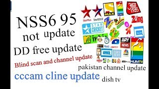Nss6 95e update OR cccam info by dunya information