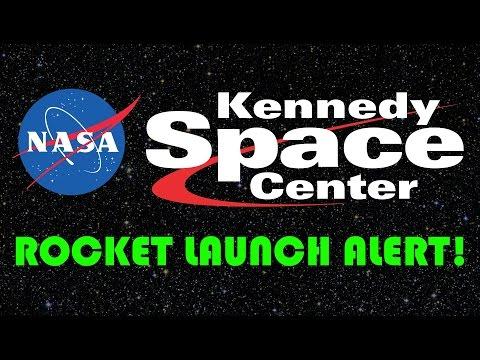 Rocket Launch Alert! 03/15/17
