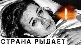 Давно мертва: Стало известно о похоронах Анастасии Заворотнюк