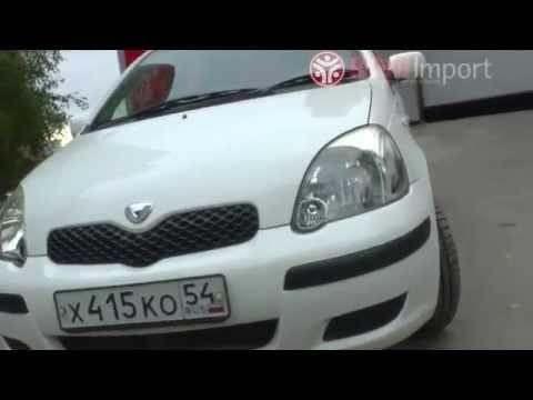 Toyota Vitz 2003 год 1 литр бензин от РДМ-Импорт
