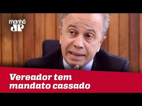 Vereador Camilo Cristófaro (PSB-SP) Tem Mandato Cassado Pela Justiça