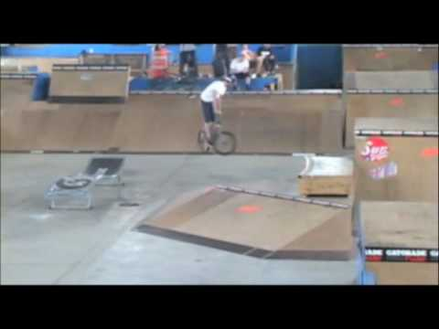Gatorade Free Flow Tour Recap - 4 Seasons 6/20 BMX...