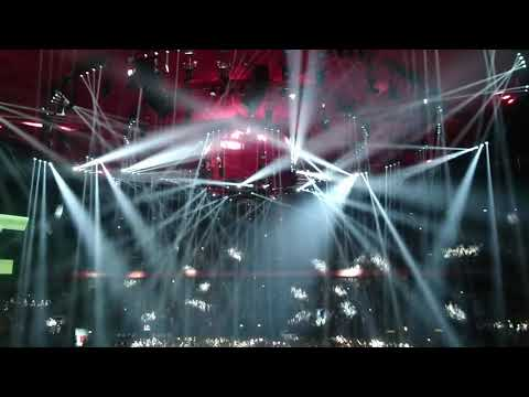 Afsluiting Vrienden van Amstel live 2018 Armin van Buren