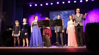 Попурри из песен И. Дунаевского