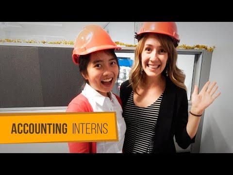 Intern Story: Accounting Interns Ridna & Jessie in Brisbane, Australia