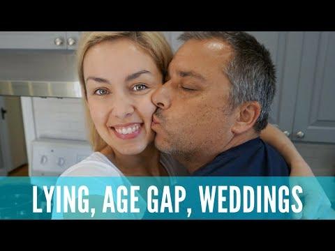 Dating Outside Your Age Bracket | I Married an Older Man | AmandaMuse
