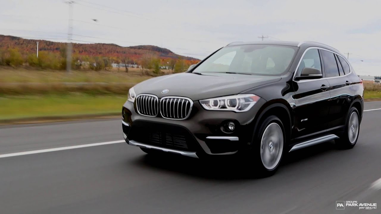 bmw x1 2016 essai routier youtube. Black Bedroom Furniture Sets. Home Design Ideas