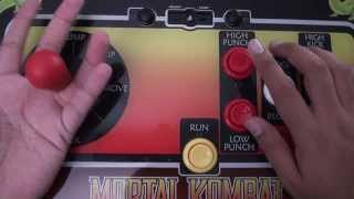 Mortal Kombat Arcade Stick Review (PS3 Version)