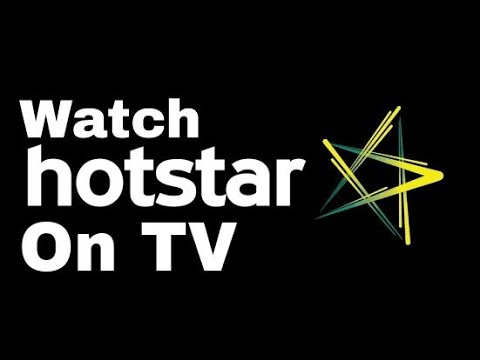 How to Watch Hotstar On screen Cast without any app