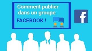 Publier Dans Groupe Facebook