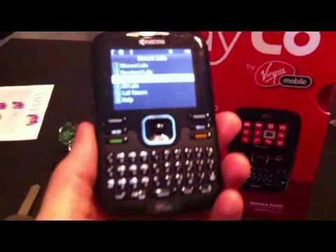 Virgin Keyocera S2300 Review