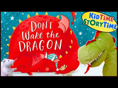 Don't Wake the Dragon 🐉 Dragon Bedtime Story for Kids | Read Aloud