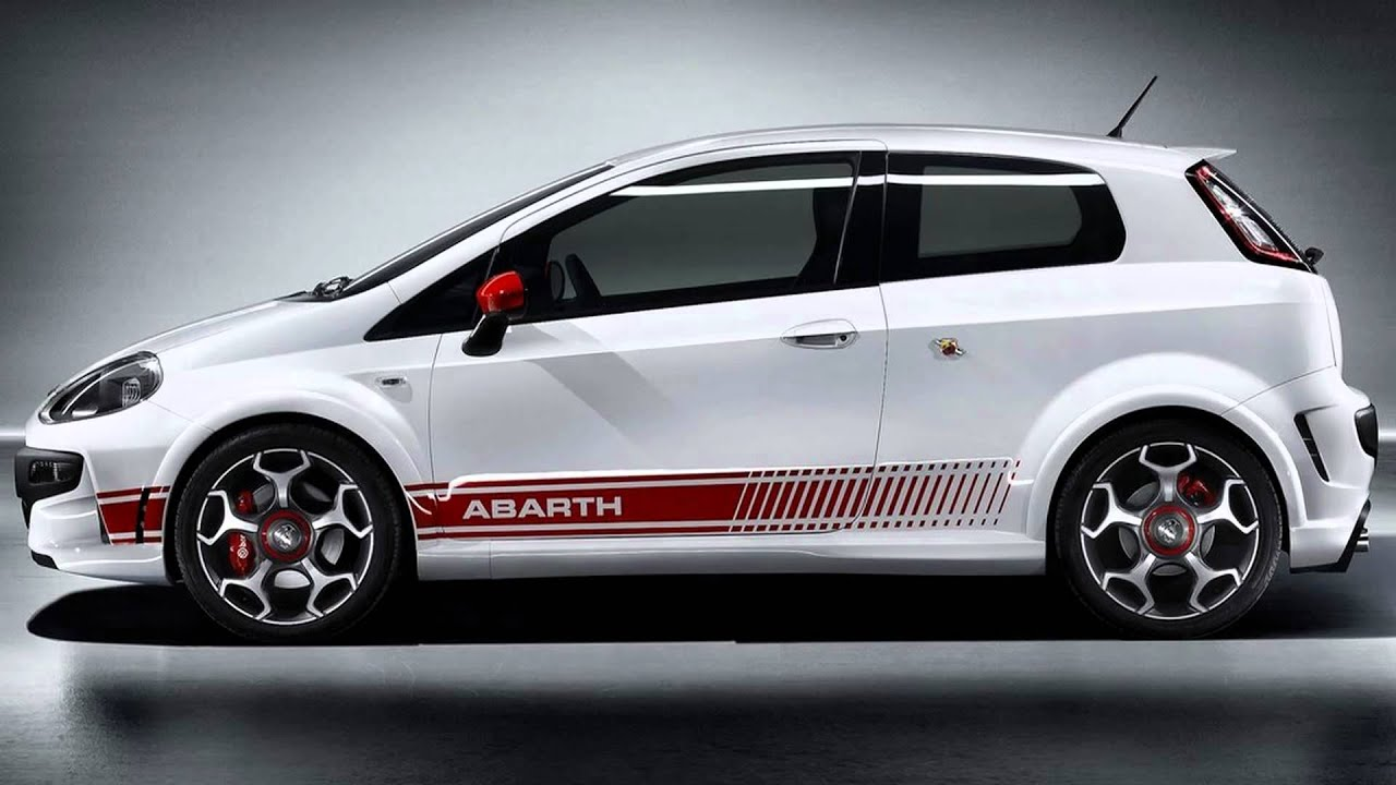 fiat punto evo abarth 2011 youtube. Black Bedroom Furniture Sets. Home Design Ideas