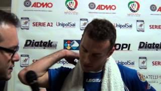 21-12-2014: Riccardo Pinelli nel post Mater-Matera