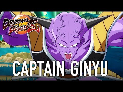 Dragon Ball FighterZ - PS4/XB1/PC - Captain Ginyu (Character Intro Video)