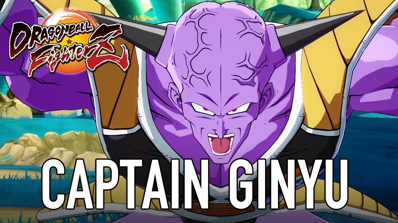 Dragon Ball Fighterz Ps4 Xb1 Pc Captain Ginyu Character Intro Video Youtube