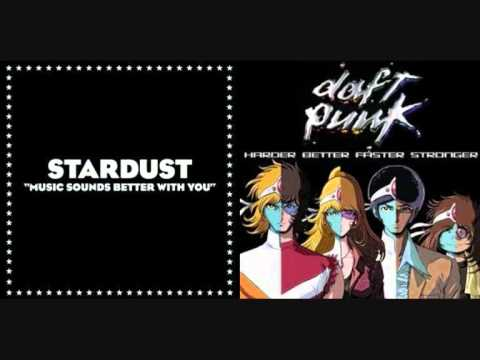 Daft Punks Harder Better Faster StrongerMusic Sounds Better With You Mashup Remix