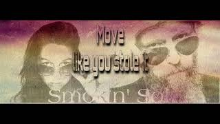 Move Like You Stole It (Cover) | Smokin' Sol Rock & Blues Duo