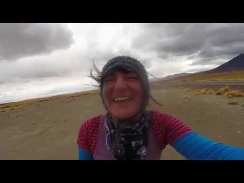 4000 Metres Above Sea Level by Bicycle (Video 2)